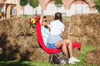 В Туле открылось новая молодежная площадка «Газон». Фоторепортаж, Фото: 35