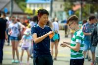 В Туле прошел фестиваль красок и летнего настроения, Фото: 24