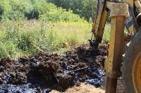 Ликвидация разлива нефтепродуктов в Комарках, Фото: 5