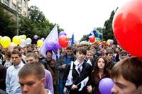Тульских первокурсников посвятили в студенты, Фото: 67
