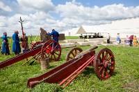 На Куликовом поле представили историю Засечной черты России, Фото: 49