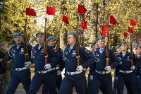 В Туле открыли памятник экипажу танка Т-34, Фото: 32