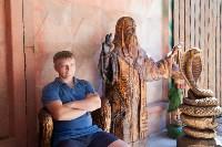 Алексинский резчик Дмитрий Танчев, Фото: 19