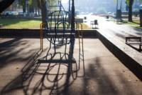 Центральный парк, утро, осень, Фото: 54