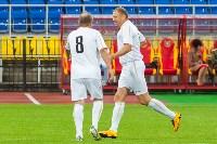 Игра легенд российского и тульского футбола, Фото: 30
