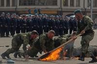 День Тульской дивизии ВДВ: на площади Ленина приземлились парашютисты, Фото: 79
