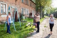 В Шахтинском поселке люди вынуждены жить в рушащихся домах, Фото: 47