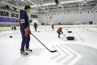 Легенды хоккея провели мастер-класс в Туле, Фото: 4