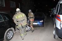 В Туле пожарные спасли двух человек, Фото: 9