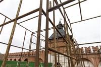Реконструкция Тульского кремля. Обход 31 марта, Фото: 24