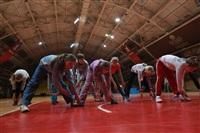 Соревнования по легкой атлетике. 9 января 2014, Фото: 16