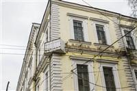 Дом офицеров освободили от незаконной рекламы, Фото: 5