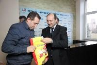 Брифинг руководстав ПФК «Арсенал» с СМИ Тулы, Фото: 11