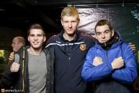 Болельщики «Арсенала» пообщались с игроками команды, Фото: 4