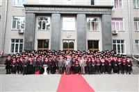 Владимир Груздев поздравил выпускников магистратуры ТулГУ, Фото: 85
