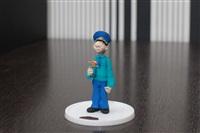 Необычное хобби пожарного с 12-летним стажем Александра Кулямзина, Фото: 19