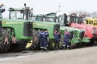 Алексей Дюмин обсудил с тульскими сельхозпроизводителями развитие молочного животноводства, Фото: 13
