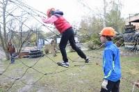 В Туле завершен муниципальный этап соревнований «Школа безопасности», Фото: 4