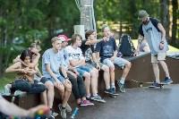 В Туле открылся первый профессиональный скейтпарк, Фото: 42