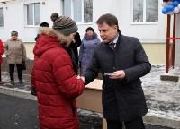 Владимир Груздев вручил ключи от квартир новоселам из Донского , Фото: 5