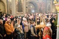 Рождественское богослужение в Успенском соборе Тулы, Фото: 62