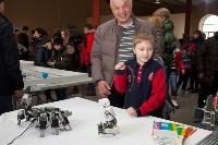 Открытие шоу роботов в Туле: искусственный интеллект и робо-дискотека, Фото: 2