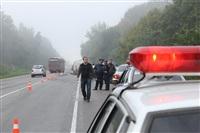ДТП на автодороге «Крым», 10 сентября 2013 г., Фото: 13