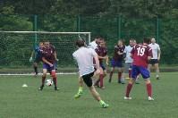Футбольный турнир. Журналисты, Фото: 26