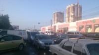 Два ДТП на проспекте Ленина. 08.08.2014, Фото: 4