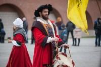 Средневековые маневры в Тульском кремле. 24 октября 2015, Фото: 132