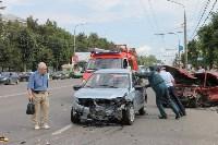 Массовое ДТП на проспекте Ленина 15 июля 2015, Фото: 14
