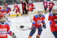 Мастер-класс от игроков сборной России по хоккею, Фото: 40
