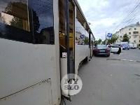 ДТП с трамваем в центре Тулы, Фото: 5