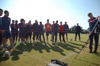Тульский «Арсенал» на сборе на Кипре, Фото: 5