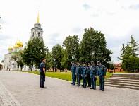 Учения МЧС в Тульском кремле, Фото: 4