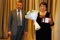 В правительстве Тульской области поздравили учителей с их праздником, Фото: 14