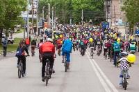 В Туле прошел большой велопарад, Фото: 89