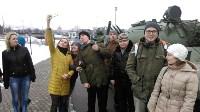 Виртуальные и настоящие танки от «Ростелекома» на тульской земле для журналистов и блогеров ЦФО, Фото: 60