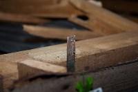 В Туле порывом ветра сорвало крышу веранды в детском саду, Фото: 2