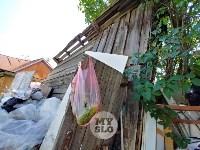 В Туле со двора «Плюшкиной» вывезли несколько грузовиков мусора, Фото: 10
