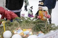 Фестиваль наряженных саней в Центральном парке, Фото: 34