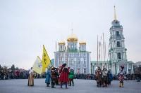 Средневековые маневры в Тульском кремле. 24 октября 2015, Фото: 23