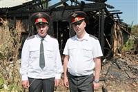 Полицейские-герои в Донском, Фото: 7