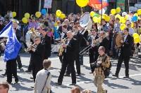 1 мая в Туле прошло шествие профсоюзов, Фото: 44