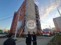 Пожар в общежитии на ул. Фучика, Фото: 6
