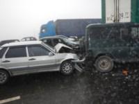 Аварии на трассе Тула-Новомосковск. , Фото: 25
