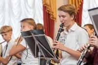 Сводный детский духовой оркестр, Фото: 19