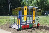 В Туле сотрудники администрации проинспектировали строительство дошкольных учреждений, Фото: 10