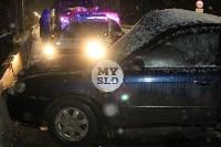 В ДТП на М-2 в Туле пострадали четыре человека, Фото: 21