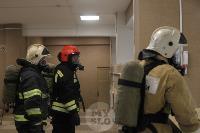 В Туле сотрудники МЧС эвакуировали госпитали госпиталь для больных коронавирусом, Фото: 28
